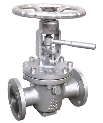 Flange Connection Lift API 6D Plug Valve API 599 ANSI B16.10 ANSI B16.5